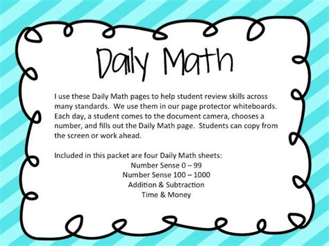 learned daily math  images daily math