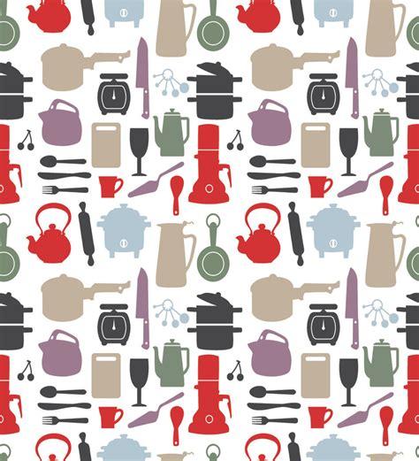 Print a Wall Paper Kitchen Equipments PVC Free Wallpaper by Print A Wallpaper Online   Abstract