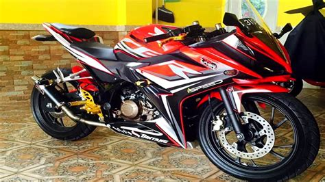 Modifikasi Cbr150 by Gambar Motor Modifikasi Cbr Modifikasi Yamah Nmax