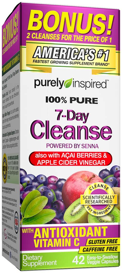 Amazon.com: Purely Inspired, Apple Cider Vinegar, 100