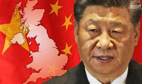 China vs UK: Beijing warns UK can expect 'public and ...