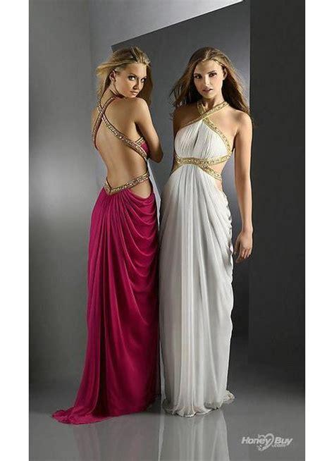 5 Kinds of Open Back Prom Dresses