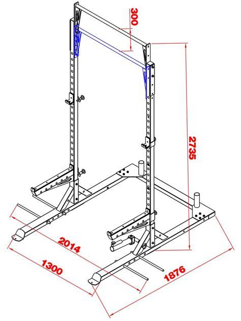 images  power rack dimensions  pinterest strength training  swings