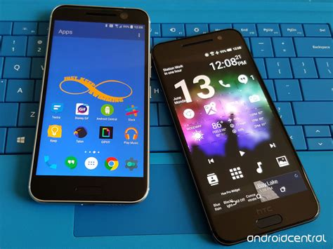 how to give your android phone a microsoft makeover android central