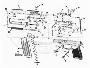 Sig Sauer P250 Parts