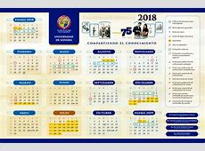 Calendario – Universidad de Sonora