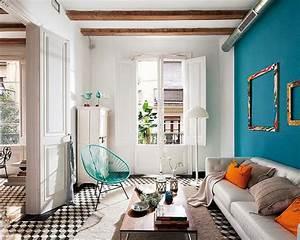 decoration maison style vintage With travailler dans la decoration