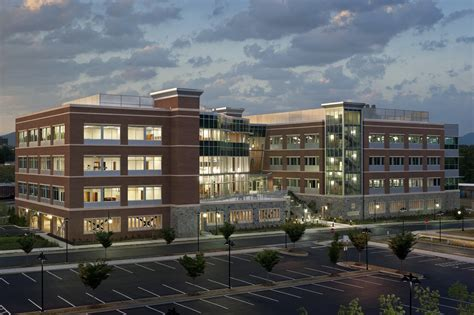 virginia tech carilion building wins awards  design