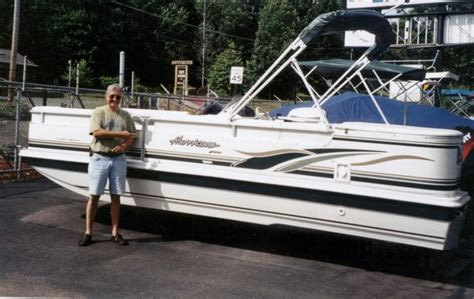 Hurricane Aluminium Boats by 2000 19 Ft Hurricane Deck Boat Boats I Ve Owned
