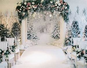 Winter Wedding Decorations That You'll Like