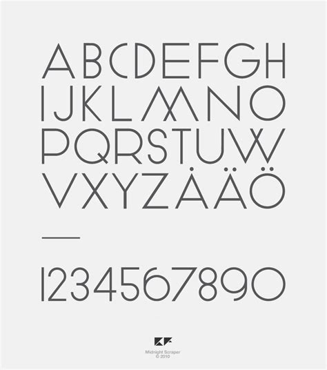8 Clean Modern Fonts Images  Clean Modern Fonts Free