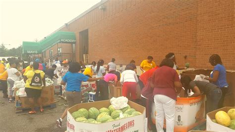 Food Pantry Baltimore Food Pantry Set The Captives Free Outreach Center