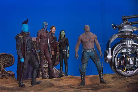 guardians   galaxy vol  set visit report