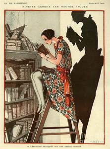 Art De Vie : la vie parisienne 1924 1920s france drawing by the ~ Zukunftsfamilie.com Idées de Décoration