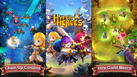 unipin hyper heroes