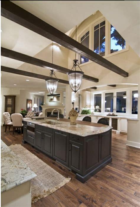cuisine avec sol parquet découvrir la beauté de la cuisine ouverte