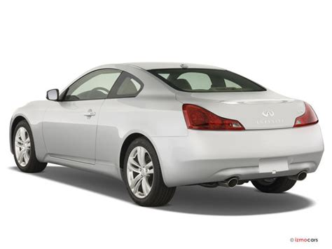 2008 Infiniti G37 Coupe Reliability