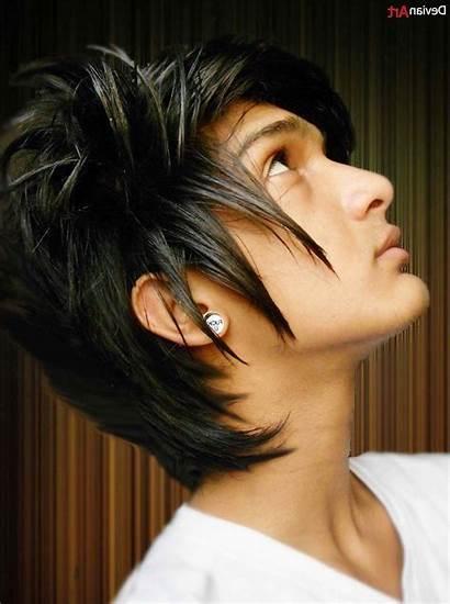 Hair Boys Boy Hairstyle Wallpapers Styles Korean