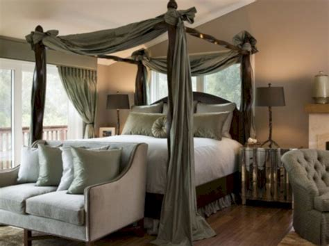 43 Best Diy Bedroom Canopy For Those Renting Apartment
