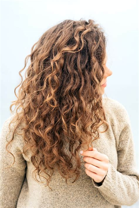 Different Types Of Hair by Different Kinds Of Curly Hair And How To Make The Most