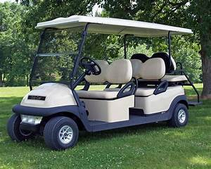 Club Car Precedent Gas Golf Cart Stretch Kit    Make It A Limo  Free Shipping