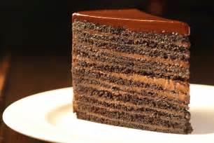 Strip House Chocolate Layer Cake