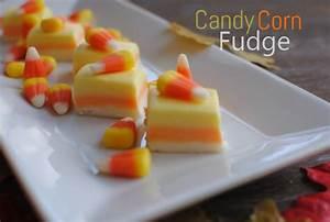 Candy Corn Fudge Recipe — Dishmaps