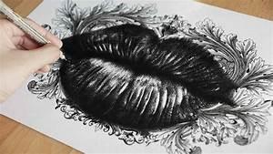 Diseños de tatuajes hechos con puntillismo