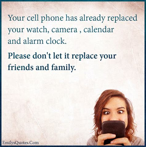Cell Phone Negative Quotes