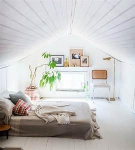 Commode Sous Pente : 1000 images about chambre coucher on pinterest ~ Edinachiropracticcenter.com Idées de Décoration