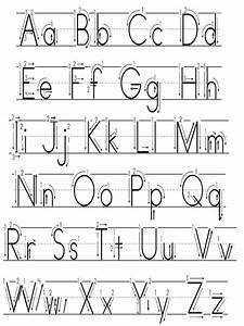 alphabet writing template boxfirepress With learning to write alphabet templates