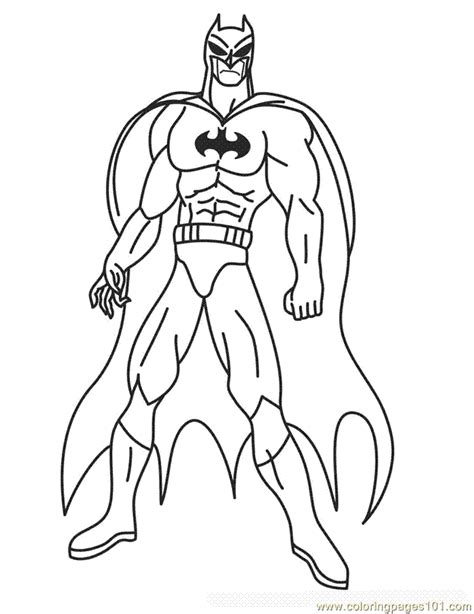 batman printables  printable coloring page batman