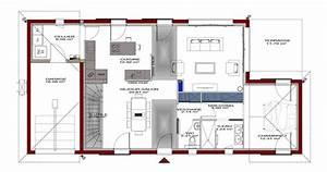 Plan Pour Maison : maison bastide belgrave igc construction ~ Melissatoandfro.com Idées de Décoration