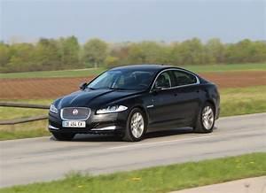 Avis Jaguar Xf : essai jaguar xf 163 ch presque accessible ~ Gottalentnigeria.com Avis de Voitures