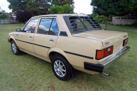 1982 toyota corolla 1 3 l cars for sale in gauteng r 39 800 on auto mart