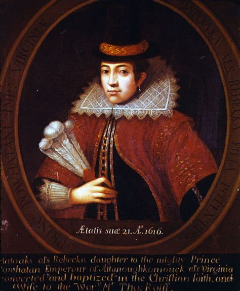 Myths About Pocahontas History