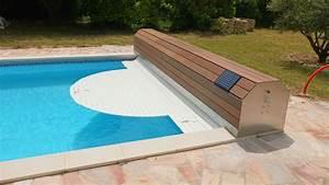 Volet Roulant Piscine Pas Cher : volet piscine roulant hors sol aqualiss ~ Mglfilm.com Idées de Décoration