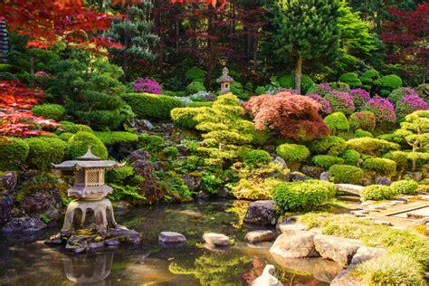 Japanischer Garten Einrichten by Japanischer Garten Bei Ihrem Blockbohlenhaus Pineca De
