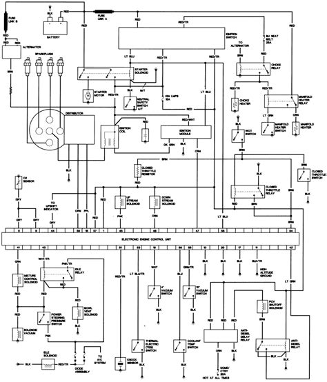 Jeep Cj5 Headlight Switch Wiring Diagram by Cj7 Headlight Switch Wiring Diagram Wiring Diagram