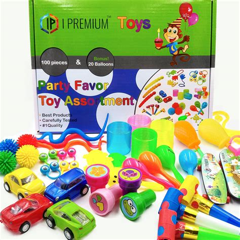 amazoncom charmed  pc party favor toy assortment