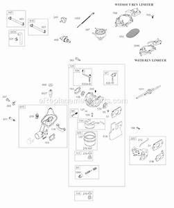 Yn 4703  Briggs And Stratton 5hp Carburetor Diagram