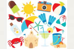 Art Clip Vacation Summer Beach