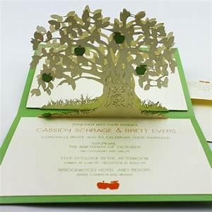 amazing wedding invitation pop up card invites 1 onewedcom With pop up book wedding invitations