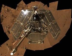 NASA - Spirit Celebrates Two Years on Mars