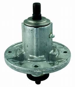 John Deere X300 X300r X304 38  U0026 42 U0026quot  Mower Deck Spindle