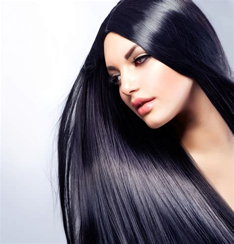 How To Shiny Black Hair by Get Shiny Hair Useful Home Remedies