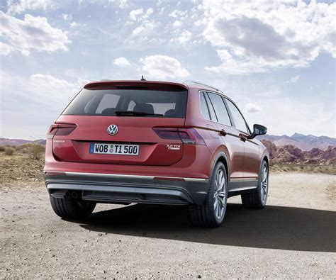 volkswagen cer 2016 2016 volkswagen vw tiguan release date review and redesign