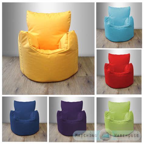 Child Bean Bag Armchair by Waterproof Children S Bean Bag Chair Indoor Outdoor