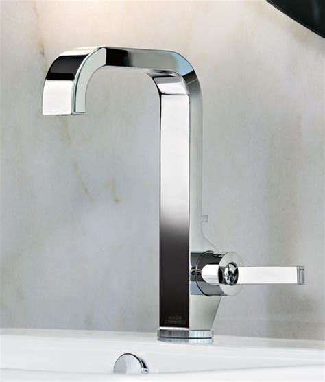 Grohe Axor Kitchen Faucet by New Bathroom Faucets By Hansgrohe New Faucet Additions