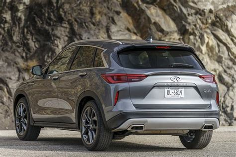 2019 Infiniti Qx50 First Drive Review Autotrader